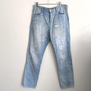 Sass & Bide dance of fibonacci jeans Sz 28/10